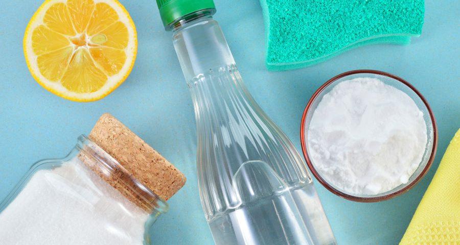 ¿Cómo hacer limpiadores caseros ecológicos para el hogar?